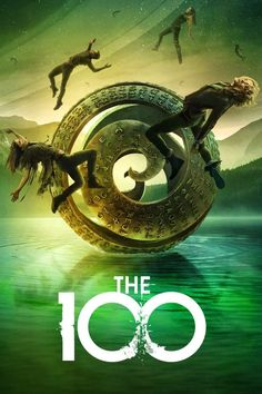 Official Poster of The 100 Season 7 Clarke Octavia Murphy Raven No Bellamy? Bob Morley, Eliza Taylor, The Americans, Lindsey Morgan, Marie Avgeropoulos, The 100 Season 1, Season 7, Thomas Mcdonell, Penny Dreadful