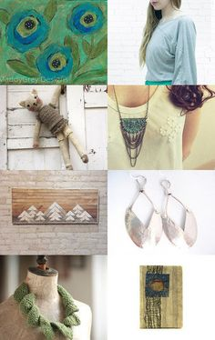 Let your hair down by Silvia Paparella on Etsy--Pinned with TreasuryPin.com