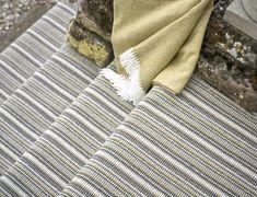 Brockway Portofino Olivia Stripe - photo courtesy of Brockway Carpets Striped Carpets, Flooring Options, Carpet Runner, Animal Print Rug, Runners, Blanket, Hallways, Blankets, Striped Rug