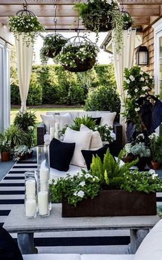 stuning cute black and white decor color ideas ., stuning cute black and white decor color ideas and white There are many items that may finally entire ones backyard, for instance a well used white-colored picket kennel. Patio Garden Ideas On A Budget, Outdoor Living Space, Outdoor Rooms, Outdoor Decor, Balcony Decor, Patio Design, White Decor, Colorful Decor, Colorful Patio