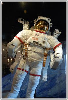 Traje Espacial, via Flickr