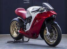 MVアグスタとザガート、日本人実業家のために製作された「F4Z」を公開 - Autoblog 日本版  イタリアの2輪車メーカーであるMVアグスタと著名なデザイン・ハウスのザガートが共同製作した「F4Z」が、フランス・シャンティイで開催された「アート&エレガンス」の会場で公開された。MVアグスタの発表によると、この個性的なオートバイは、ザガート・デザインのクルマとイタリアン・バイクを愛する日本人実業家のためにワンオフで製作されたものであり、量産の予定はないそうだ。