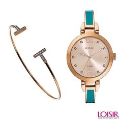 Let the summer begin☀!! Met welk armbandje zou jij het turquoise Petite horloge willen combineren? . . .