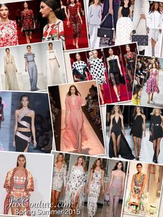 {Style File} 2015 Spring Summer Inspiration Board http://ish.re/GVS4  #dior #fashion #style #alexandermcqueen #shoes #bags #jackets #spring2015 #summeroutfits #designer