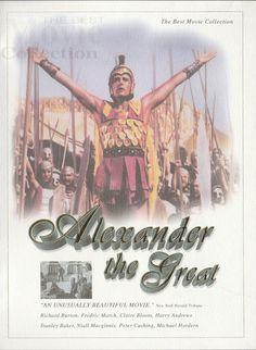 Alexander The Great (1956) - Richard Burton (2 DVD Set)