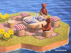 Animal Crossing Wild World, Animal Crossing Guide, Animal Crossing Villagers, Animal Crossing Pocket Camp, Bug Images, Ac New Leaf, Motifs Animal, Animal Games, Island Design