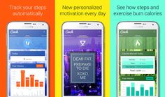 Metrics and progress tracking goes a long way to helping one try to stay fit and healthy. For those who opt to this with the help of an Android Android Wear, Android Apps, Track Your Steps, Burn Calories, Stay Fit, Fun Workouts, The Help, Weight Loss, Exercise