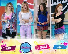 Yam, Ambar, Luna o Jim... Qual è il look vincente?