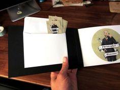 Picture of Hardcover portfolio book-DIY portfolio STEP 11