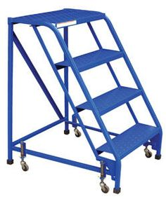 Series Quot A Quot Safety Ladders Are One Piece Set Up Assemblies