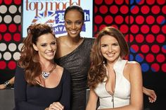 Check out Nadine Coyle on the set of Americas Next Top Model in which shes appearing as a guest judge/mentor with former Pussy Cat Doll Jessica Sutta! 98fm-people-we-like