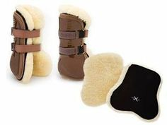 Moxie Sheepskin Inserts - Black/white Fleece - Hind by Moxie Girlz. $40.00. Size: Hind. Color: Black/white Fleece. Designed to fit our Guardian by MOXIE Euro-Plast Open Front Boot and Hind Boot. These exceptional sheepskin inserts are crafted from 100% Merino sheepskin. Exceptionally soft to the touch, our inserts perform.. Save 23%!