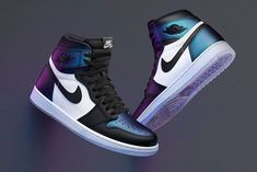When you're on the court, you've got to stand out. Stoic athleticism will get you so far, but the MJs of the world will be forever remembered for their personality. Perhaps inspired by this brand of flashy showmanship, Jordan Brand are releasing a three-part Gotta Shine collection. Iridescent panels set off the AJ1, AJ6 and …