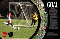 High School Yearbook Layouts | 2011 yearbook layout - NewsPageDesigner