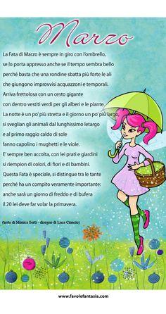 Vintage School, Italian Language, Learning Italian, Kids Education, Nursery Rhymes, Montessori, Birthday Cards, Homeschool, Entertaining