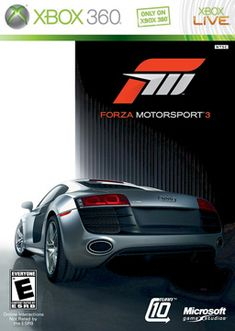 In 2009 Forza Motorsport 3 on the xbox 360 set the racing world on fire. Forza Motorsport 3, Audi R8 V10, Nissan 370z, Microsoft Windows, Ford Gt, Xbox One, Arcade, Sumo, Shopping