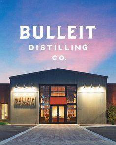 Did you know? The Stitzel-Weller Distillery, where Bulleit is made, is an impressive stop along the Kentucky Bourbon Trail! Kentucky Mule, Bulleit Bourbon, Distillery, Trail