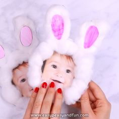 easter crafts for toddlers \ easter crafts ; easter crafts to sell ; easter crafts for kids ; easter crafts for adults ; easter crafts for toddlers ; Easter Crafts For Toddlers, Spring Crafts For Kids, Bunny Crafts, Easter Art, Easter Projects, Easter Crafts For Kids, Toddler Crafts, Kids Diy, Easter Eggs