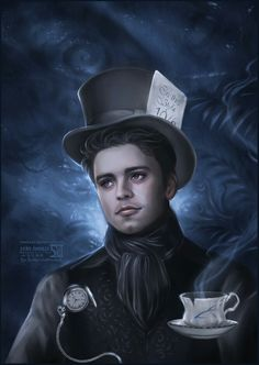"Jefferson ""The Mad Hatter"""