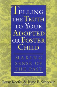A good read for adoptive parents.         #Fosteringchildren #Fostercare