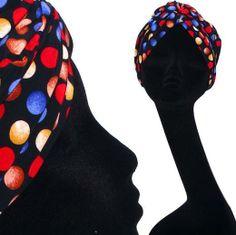 Turbante fatto a mano,  pezzo unico #turbans #vintage #secondhand #handmade