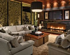 Las Vegas home family room