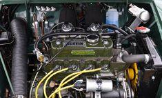 1963 Austin Mini 850cc built to Downton Spec.