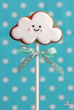 Nas Nuvens! - cookies