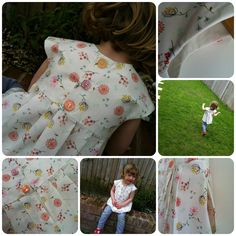 I am so pleased that I joined in with Kids Clothes Week  this Spring, it has given me a good kick to get sewing some different things and ...