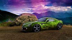 Wallpapers für Ihren Desktop mit dem Auto Alfa Romeo.
