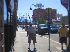 Series of pedestrians in Reno, mostly drive-by style (2013)