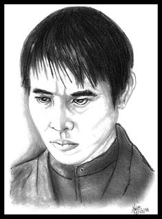 Jet Li. 4 hours of work.