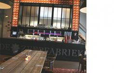 Bar Backbar - Design Beers Brickworks