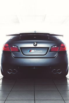 BMW M5 Rocket Edition