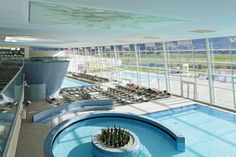 SPA Water World Indoor  © TAUERN SPA Zell am See - Kaprun