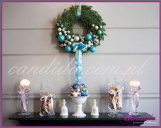 Christmas decorations - Warsaw - Delicja Polska Restaurant by Candida pracownia dekoracji
