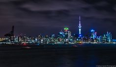#Auckland #city at #night