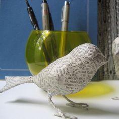 Wildwood Makers Market – Wildwood DIY's Paper Mache Birds