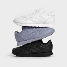 "Reebok Classic Leather ""Quilted"" Pack - EU Kicks: Sneaker Magazine"