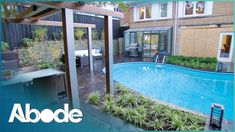Garden Makeover, Oasis, Swimming Pools, Bathtub, Backyard, Hot, Outdoor Decor, Home Decor, Swiming Pool