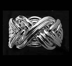 1000 Images About Puzzle Rings On Pinterest