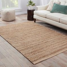 Solis Natural Solid Tan/ White Area Rug x - x x - Tan/White), Brown, Juniper Home Natural Area Rugs, Carpet Stains, Living Room Carpet, Outdoor Area Rugs, Room Rugs, White Area Rug, Online Home Decor Stores, Rug Making, Handmade Rugs