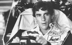 Ayrton Senna debutó en la Fórmula 1 en 1984, el equipo Toleman