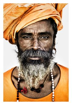 Manuel Uebler: Portraiture Of Sadhus and Spirituality My People, People Around The World, Photography Lessons, Portrait Photography, Grey Beards, Many Faces, Portraits, World Of Color, Interesting Faces