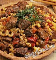 вкусные блюда из макарон: 20 тыс изображений найдено в Яндекс.Картинках