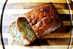 "easy banana bread...what i do with ""old"" bananas - made them for hubby to take into work, he loved them so much he refused to take it in! ~kmk"