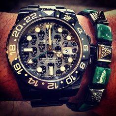 Fancy - Rolex GMT II Revenge by Titan Black