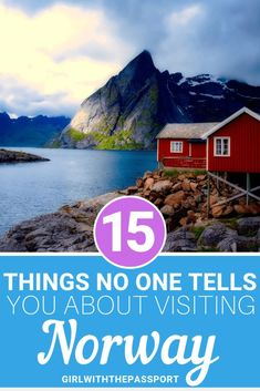 #Norway #travel is something everyone should experience. Between the Norway #fjords, the Norway #photography, and the Norway #culture, this country truly has something for anyone with a bit of #wanderlust. But before #plan your #trip, check out these Norway travel #hacks so that you can have the best #vacation possible.
