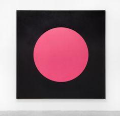 Ann Edholm - Terror I, 2014.  Oil on canvas,  240 x 240 cm