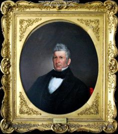 Eleazer McKenney, Portland, 1855. Eleazer McKenney (1802-1873) of Portland was a grocery merchant and later worked in the flour trade. McKenney was the director of the National Traders Bank. He and his wife, Olive Libby McKenney (1809-1888) had their portraits painted by noted artist Charles Octavius Cole. Item # 53953 on Maine Memory Network